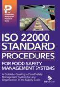ISO 22000 Standard Procedures for Food Safety Management Systems 0 9781931591430 1931591431
