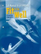 Fit to Be Well 1st edition 9780763734701 0763734705