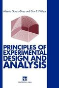 Principles of Experimental Design and Analysis 1st edition 9780412605703 0412605708