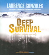 Deep Survival 0 9780786168965 078616896X