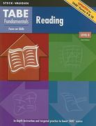TABE Fundamentals Reading, Level D 2nd Edition 9781419053566 1419053566