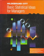 Basic Statistical Ideas for Managers 1st edition 9780534255244 0534255248