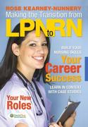 Making the Transition from LPN to RN 1st Edition 9780803621480 0803621485