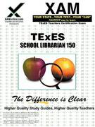TExES School Librarian 150 1st Edition 9781581979404 1581979401
