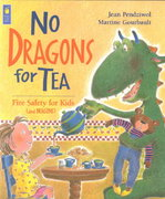 No Dragons for Tea 0 9781550745719 1550745719