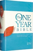 The One Year Bible 0 9781581347098 158134709X