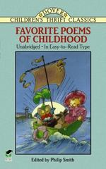 Favorite Poems of Childhood 1st Edition 9780486270890 0486270890