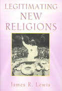 Legitimating New Religions 0 9780813533247 0813533244