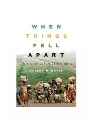 When Things Fell Apart 1st edition 9780521715256 0521715253