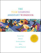 The Team Learning Assistant Workbook with Access Code Sticker (Engcs) 1st edition 9780073043890 0073043893