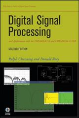 Digital Signal Processing and Applications with the TMS320C6713 and TMS320C6416 DSK 2nd edition 9780470138663 0470138661