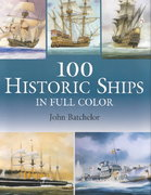 100 Historic Ships in Full Color 0 9780486420677 0486420671