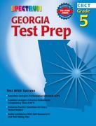 Spectrum Georgia Test Prep, Grade 5 0 9780769634753 0769634753