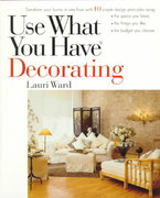 Use What You Have Decorating 0 9780399525360 039952536X