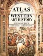 Atlas of Western Art History 0 9780816024575 081602457X