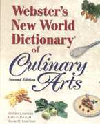 The Prentice Hall Dictionary of Culinary Arts 2nd edition 9780131716728 0131716727