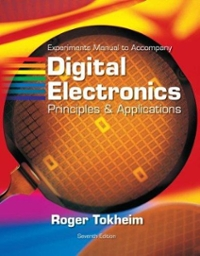 Experiments Manual Digital Electronics 7th Edition 9780073126357 0073126357