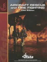 Aircraft Rescue and Fire Fighting 5th Edition 9780879393236 0879393238