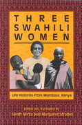 Three Swahili Women 1st Edition 9780253288547 0253288541