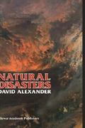 Natural Disasters 1st edition 9780412047510 0412047519