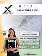 MTTC Basic Skills 096 1st Edition 9781581979688 1581979681
