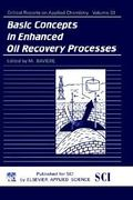 Basic Concepts in Enhanced Oil Recovery Processes 1st edition 9781851666171 1851666176