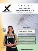 FTCE Physical Education K-12 2nd Edition 9781581976168 158197616X
