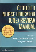 CNE Review Manual 1st edition 9780826105059 082610505X