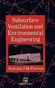Subsurface Ventilation and Environmental Engineering 1st edition 9780412353000 0412353008