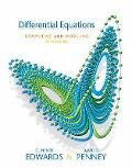 Differential Equations Computing and Modeling Value Package (includes Student Solutions Manual)