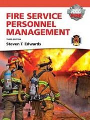 Fire Service Personnel Management with MyFireKit 3rd edition 9780135126776 0135126770