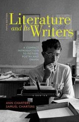 Literature and Its Writers 5th edition 9780312556419 0312556411