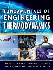 Fundamentals of Engineering Thermodynamics 7th edition 9781118050262 1118050266