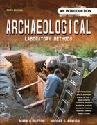 Archaeological Laboratory Methods 5th Edition 9780757559747 0757559743