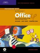 Performing With Microsoft Office XP: Advanced Course 1st edition 9780619058555 0619058552