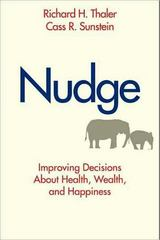 Nudge 1st Edition 9780300122237 0300122233