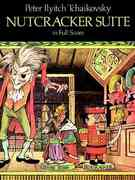 Nutcracker Suite in Full Score 1st Edition 9780486253794 0486253791