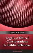 Legal and Ethical Considerations for Public Relations 2nd Edition 9781577665540 1577665546