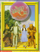 The Wizard of Oz Movie Storybook 0 9780590632683 059063268X