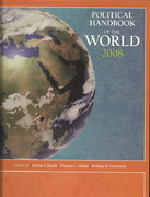 Political Handbook of the World 2008 1st edition 9780872895287 0872895289