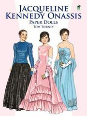 Jacqueline Kennedy Onassis Paper Dolls 0 9780486408156 0486408159