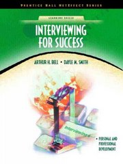 Interviewing for Success (NetEffect Series) 1st edition 9780130335302 0130335304