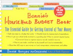 Bonnie's Household Budget Book 2nd edition 9780312280314 0312280319
