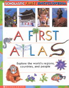 A First Atlas 0 9780590475280 0590475282