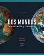 Audio CD Part B t/a Dos mundos 7th edition 9780077304782 0077304780