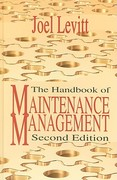 Handbook of Maintenance Management 2nd Edition 9780831133894 0831133899