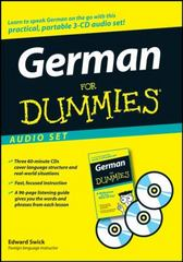German For Dummies Audio Set 1st edition 9780470222560 0470222565