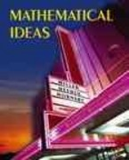 Mathematical Ideas Expanded Edition Value Pack (includes MathXL 12-month Student Access Kit  & Tutor Center Access Code) 11th edition 9780321582898 0321582896
