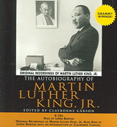 The Autobiography of Martin Luther King, Jr. 1st Edition 9781594831010 1594831017