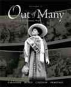 Out of Many, Volume 2 Value Package (includes Primary Source 6th edition 9780205635139 020563513X